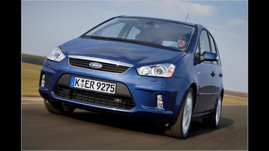 Ford Focus und C-Max erhalten Doppelkupplungsgetriebe