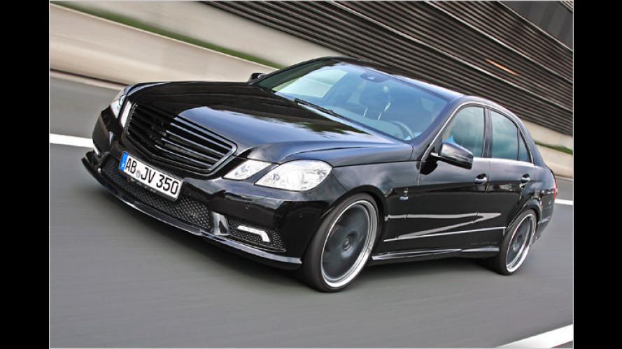 Väth V35: Starkes i-Tüpfelchen für den Mercedes E 350 CDI