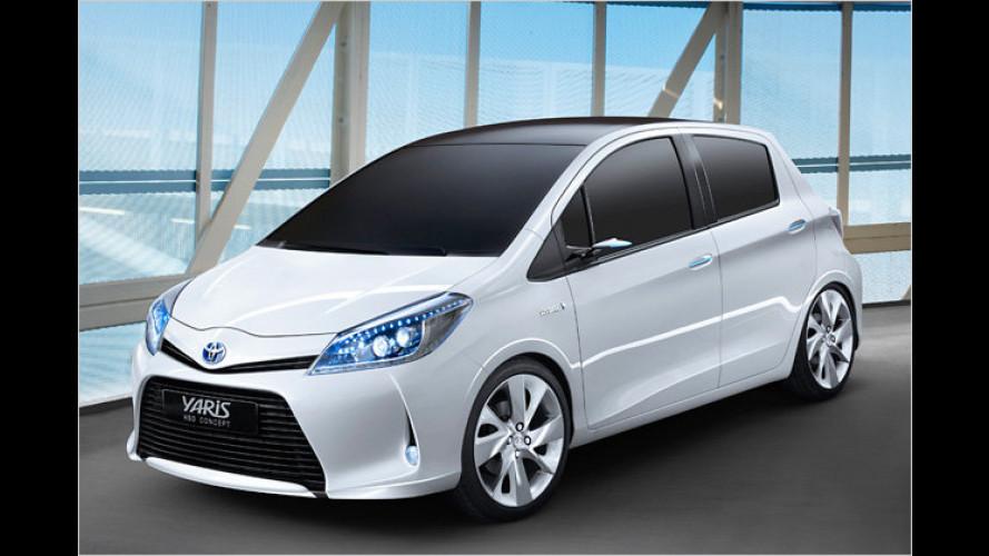 Toyota: Details zu neuen Hybrid- und Elektrofahrzeugen