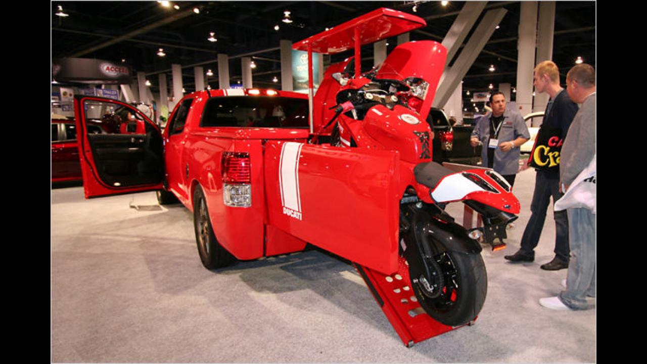 Toyota Tundra for Ducati Desmosedici RR 01