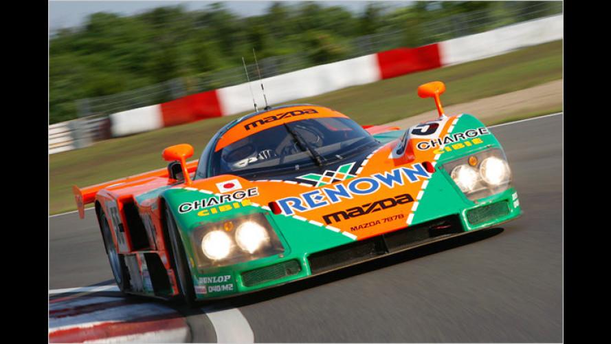 Le Mans 1991: Vor 20 Jahren lagen die Japaner vorne