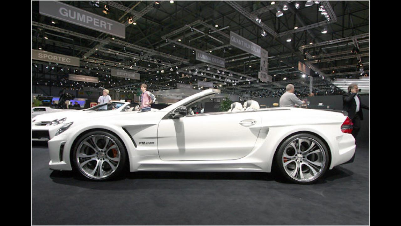 FAB Design Mercedes SL Ultimate