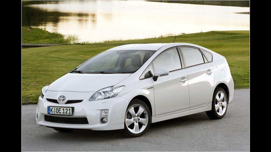 Toyota: Hybrid-Technik als Wegbereiter für die Zukunft