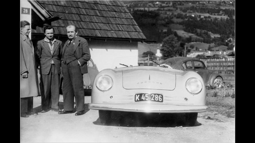 Die schönsten Bilder aus 60 Jahren Porsche-Geschichte