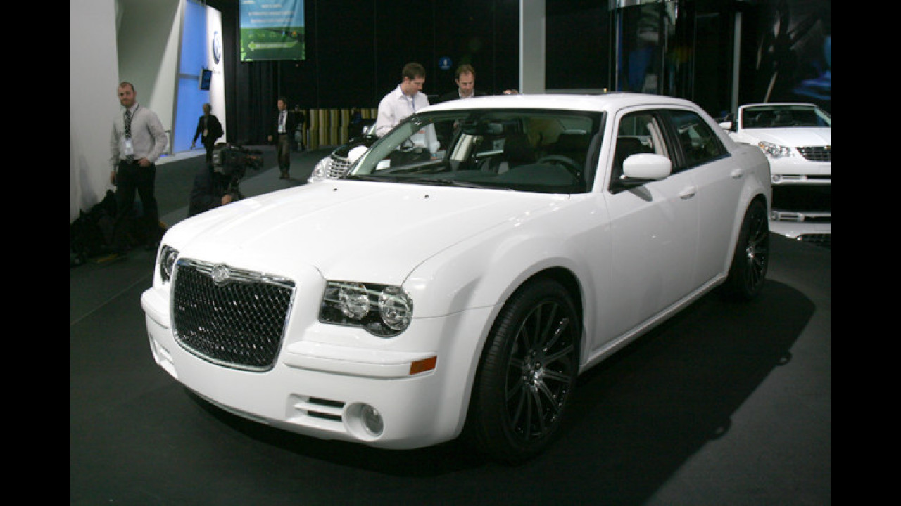 Chrysler 300C S6/S8