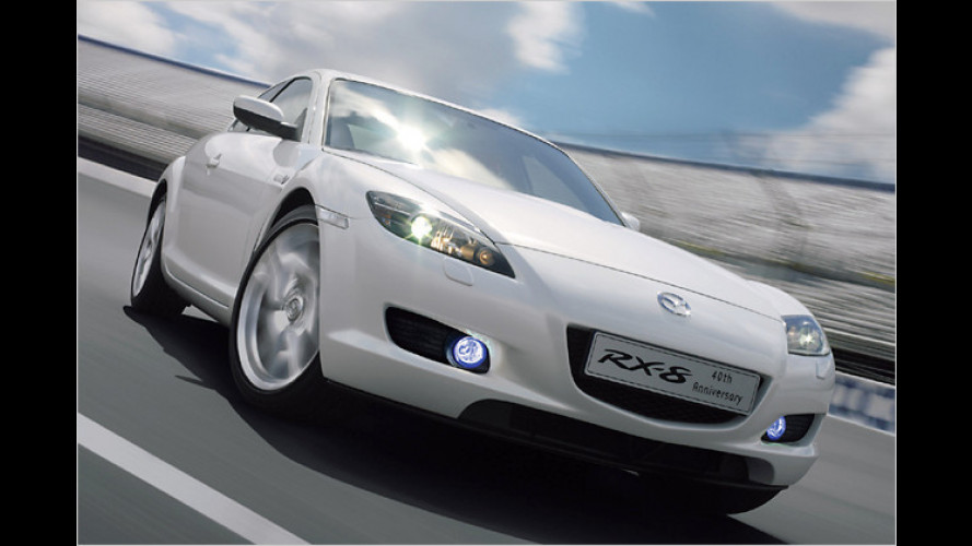 Sonderedition Mazda RX-8 ,40th Anniversary