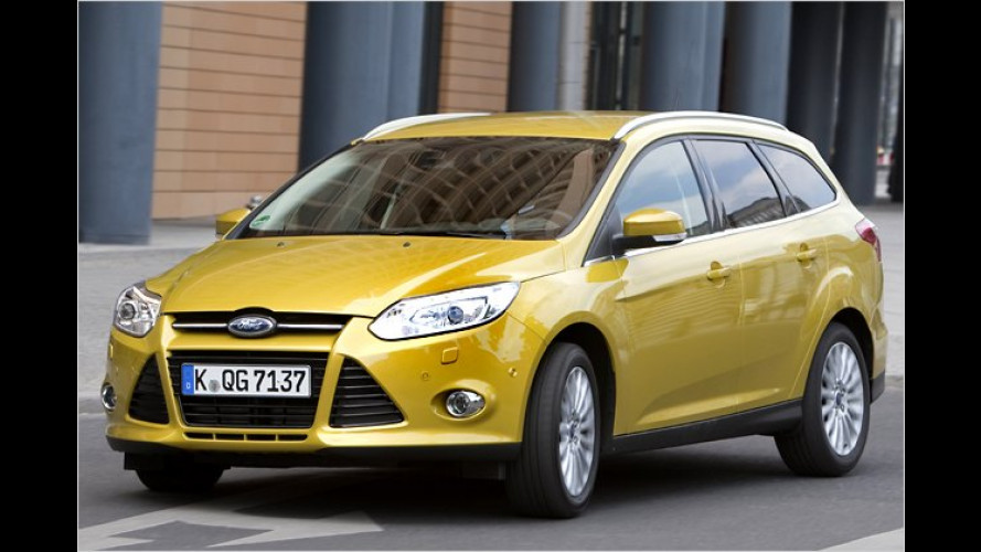 Echte Alternative? Ford Focus Turnier (2011) im Test