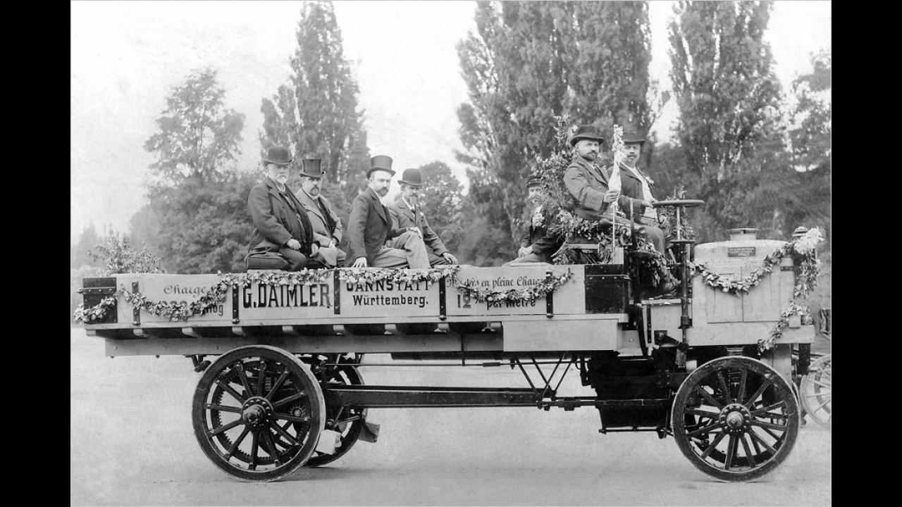 Daimler-Lkw (1898)