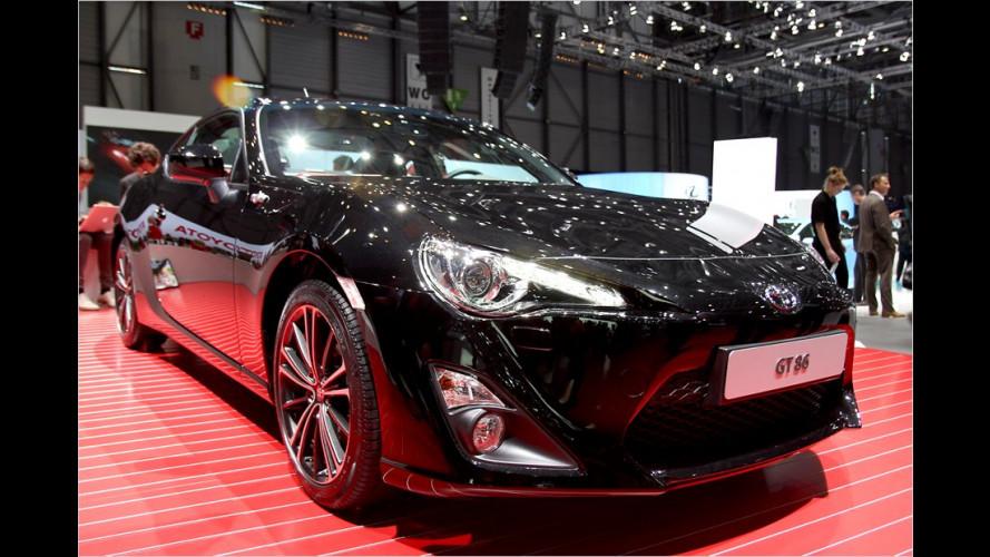 Neuer Toyota-Sportler ab unter 30.000 Euro