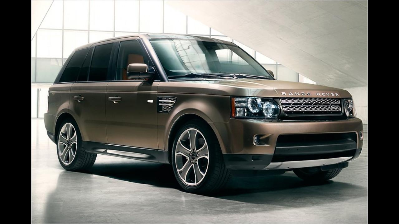 Land Rover Range Rover Sport 5.0 V8 Supercharged Automatik