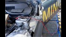 TÜV prüft Elektro-Mini