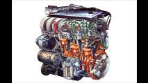 Kraftpaket: Der 1991 eingeführte VR6-Motor bestach durch seine kompakte Baugröße