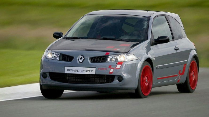 Renault Megane R26.R Record Setting Ring Run