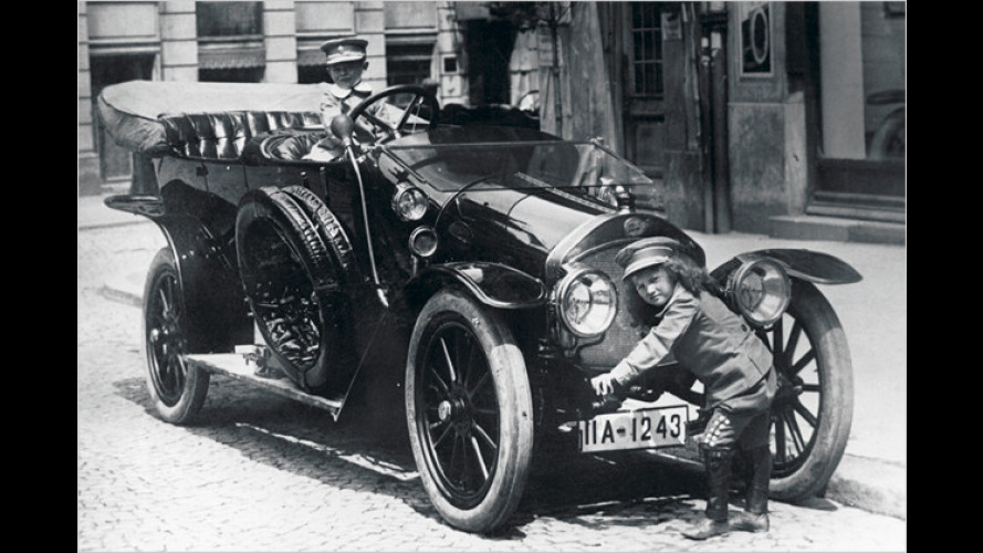 Aufgehorcht: Audi begeht sein 100-jähriges Firmenjubiläum
