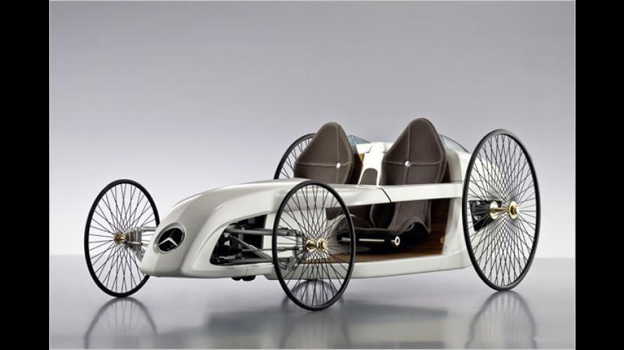Mercedes F-Cell Roadster: Azubis bauen Zukunftsauto