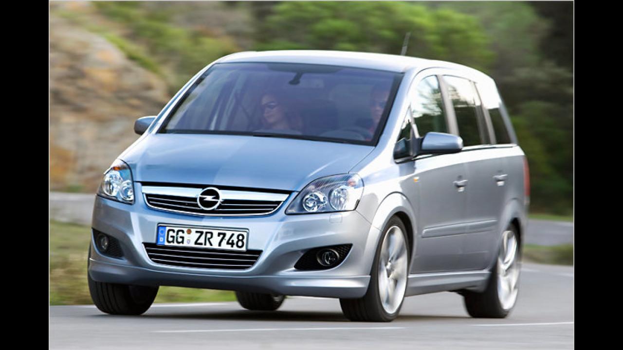 Opel Zafira 1.6 ecoFlex Selection