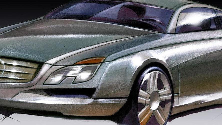 Carbon fiber Mercedes-Benz E-Class in development