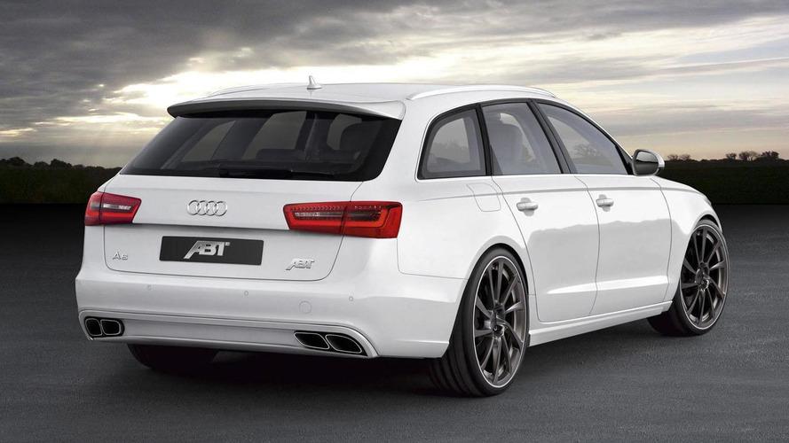 Audi A6 Avant by ABT Sportline