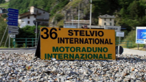 36° Stelvio International Metzeler
