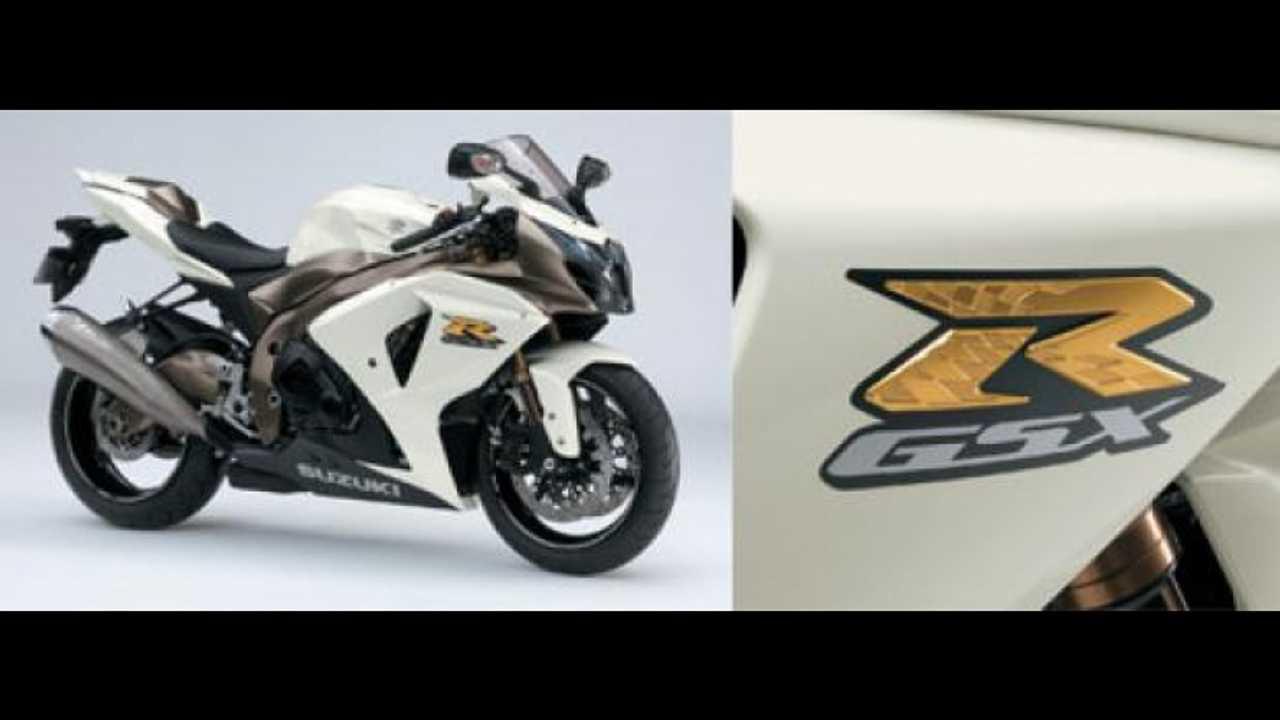 Suzuki GSX-R 1000 25th Anniversary Edition