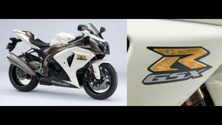 Suzuki GSX-R 1000 25th Anniversary Edition