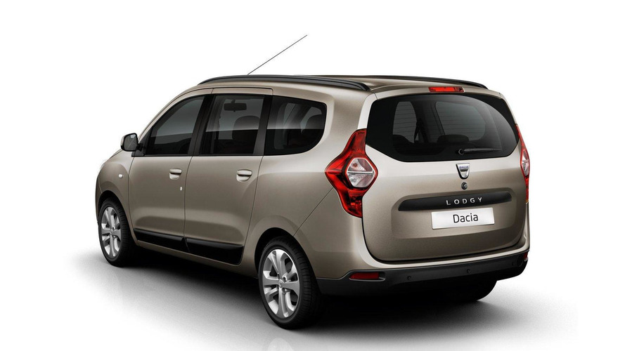 Dacia Lodgy MPV revealed ahead of Geneva world premiere