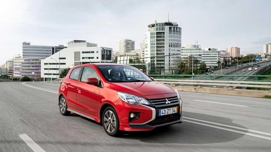 Mitsubishi Space Star 2021: desde 9.900 euros y con cambio automático