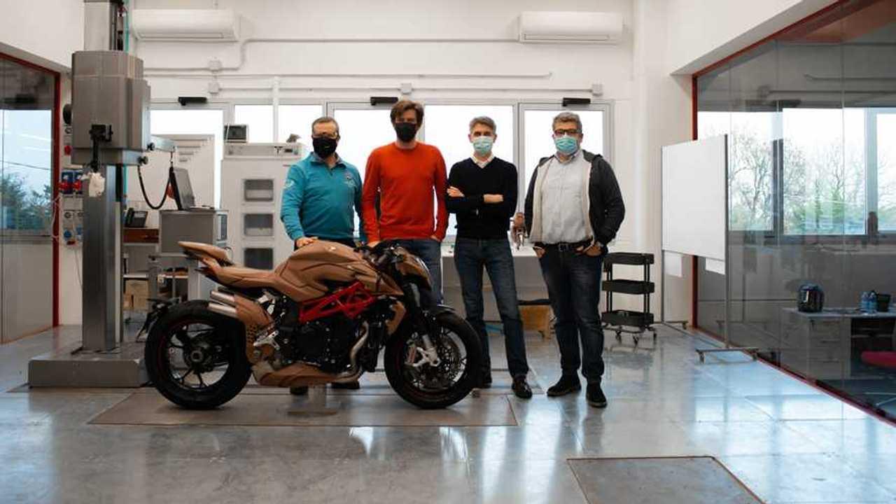 MV Agusta Designers