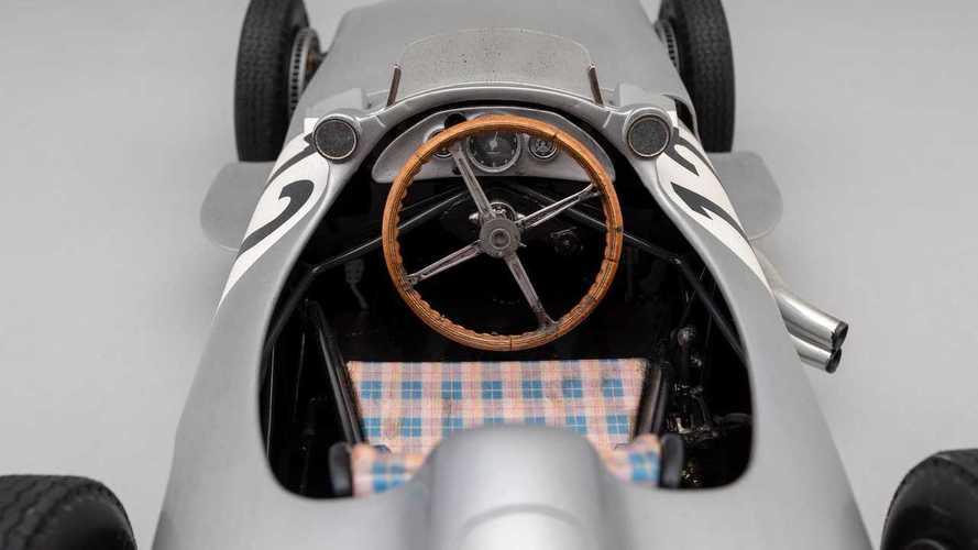 Mercedes W196 by Amalgam Collection