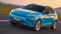 Hyundai Kona Elektro (2021): Facelift-Version startet bei 35.650 Euro