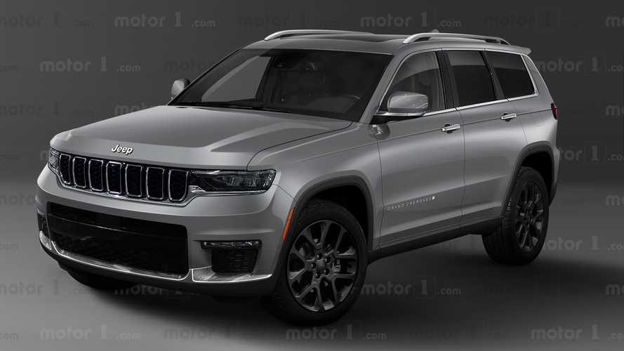 See The 2022 Jeep Grand Cherokee Before You're Supposed To