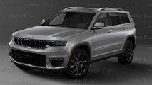 2022 jeep grand cherokee renderings