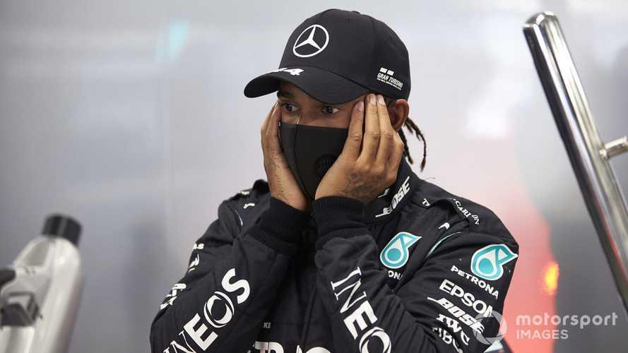 Hamilton no match for Fangio, Clark – Stewart
