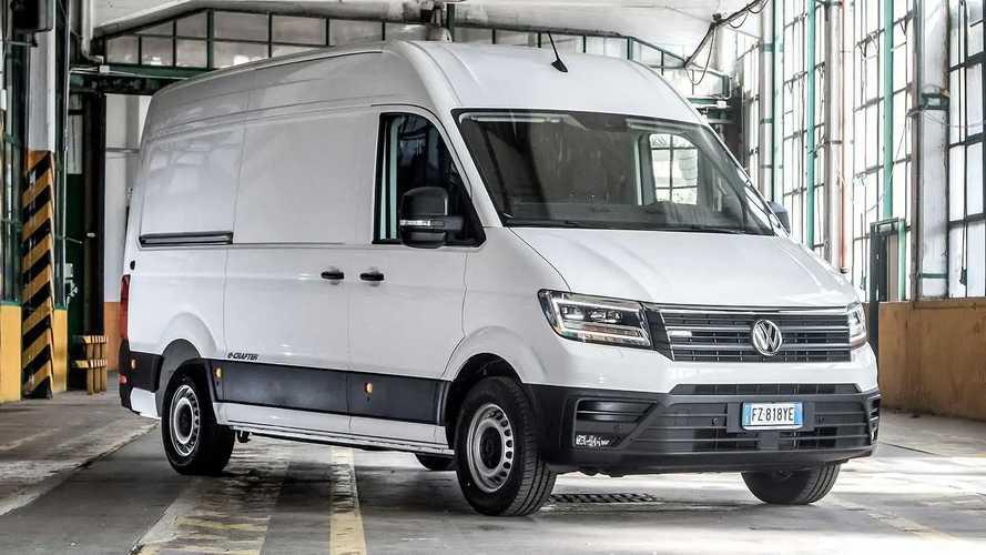 Volkswagen e-Crafter per Guida all'acquisto del giusto furgone