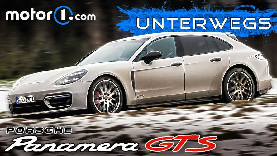 Video: Porsche Panamera GTS Sport Turismo im Test - Perfektion?