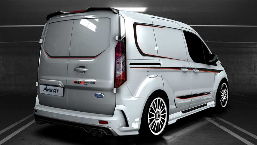 MS-RT Ford Transit Connect R120