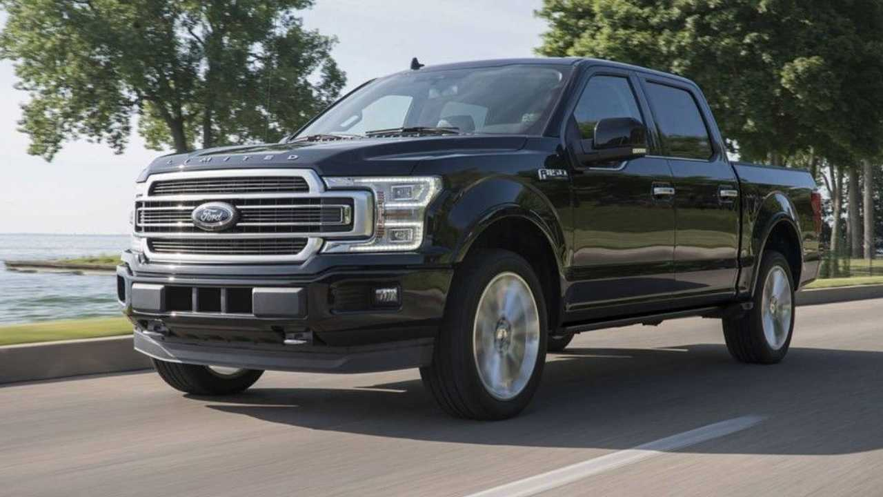1. Ford F-150 Limited 2020