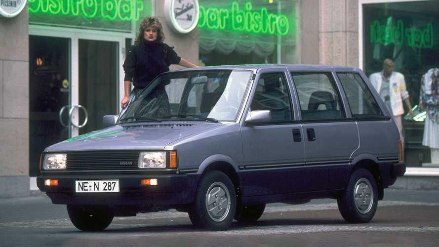 Nissan Prairie (1983-1989): Kennen Sie den noch?