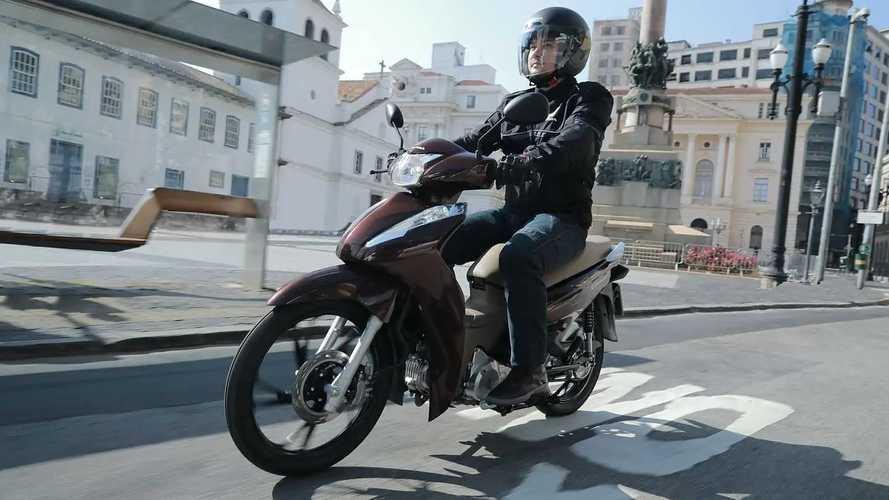 Honda Biz chega às 4 milhões de unidades produzidas