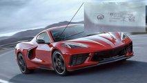 2020 corvette zora on windshield