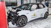 VW ID.3: Fünf Sterne im EuroNCAP-Crashtest