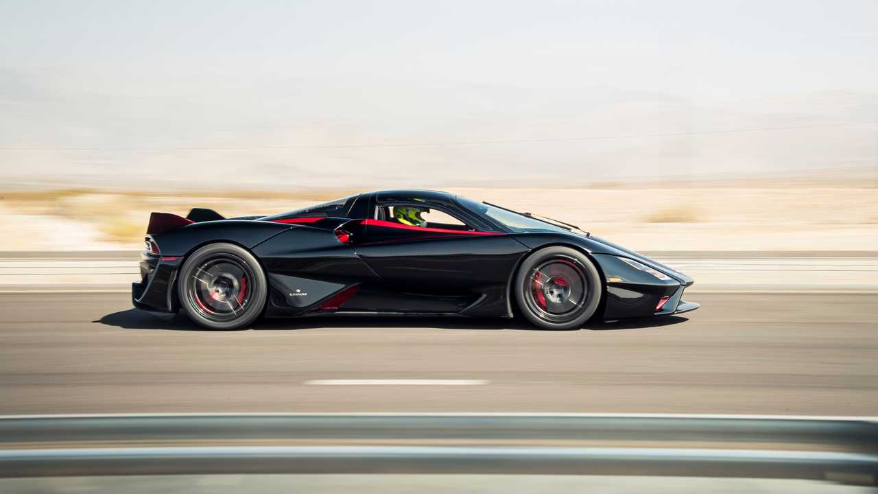 SSC Tuatara diventa l'auto di produzione più veloce