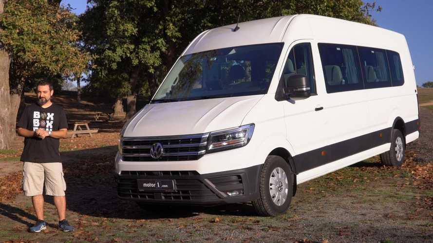 2020 Volkswagen Crafter Comfortline 2.0 TDI | Neden Almalı?