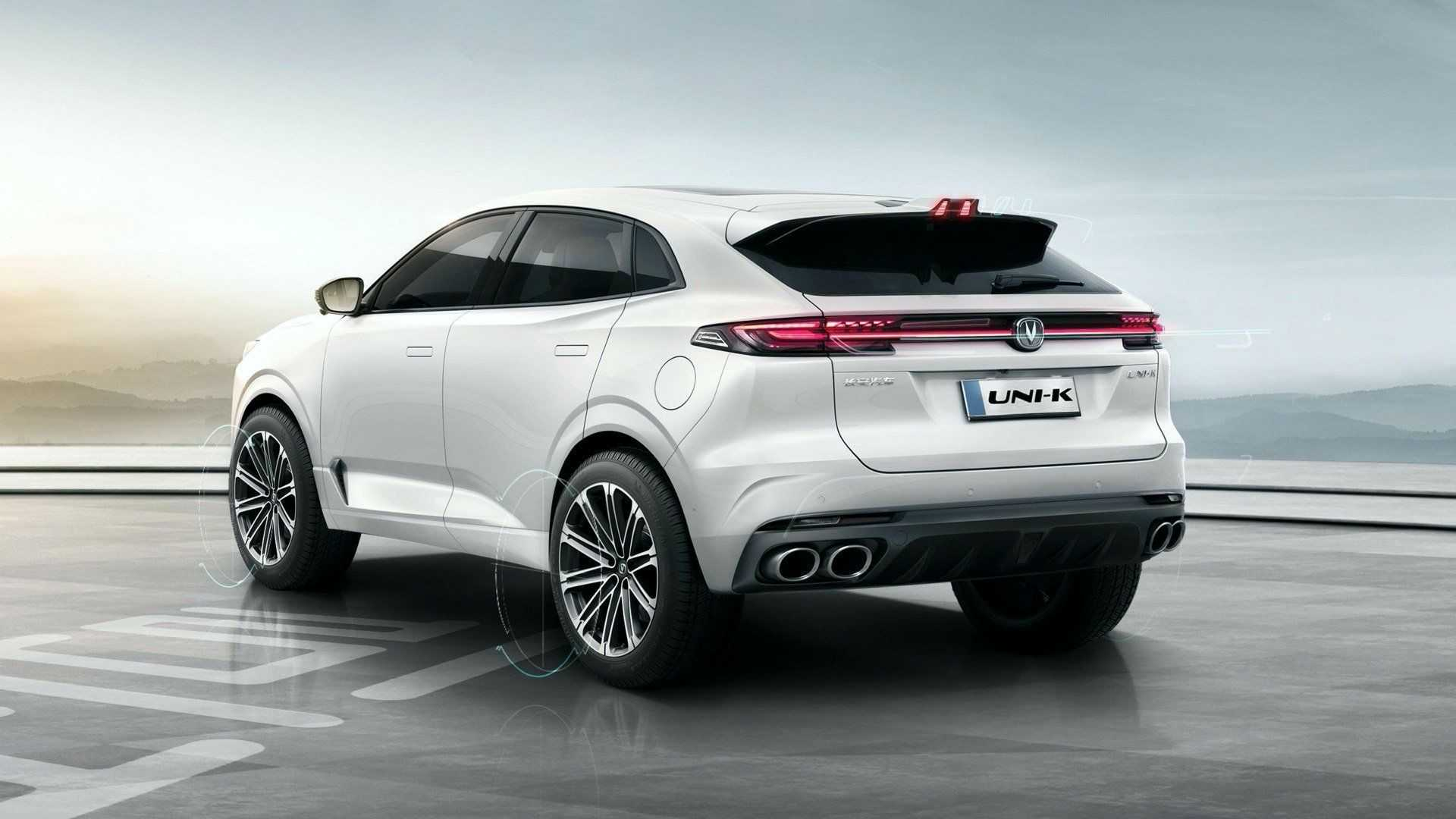 Changan Uni-K Is A Stylish Swoopy SUV With A Familiar Look