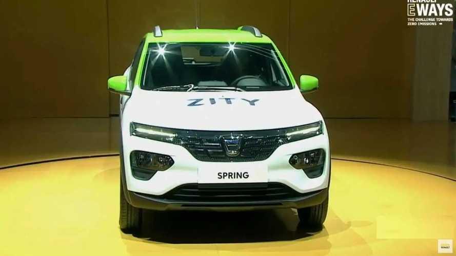 «Самый доступный электромобиль в Европе» стал серийным