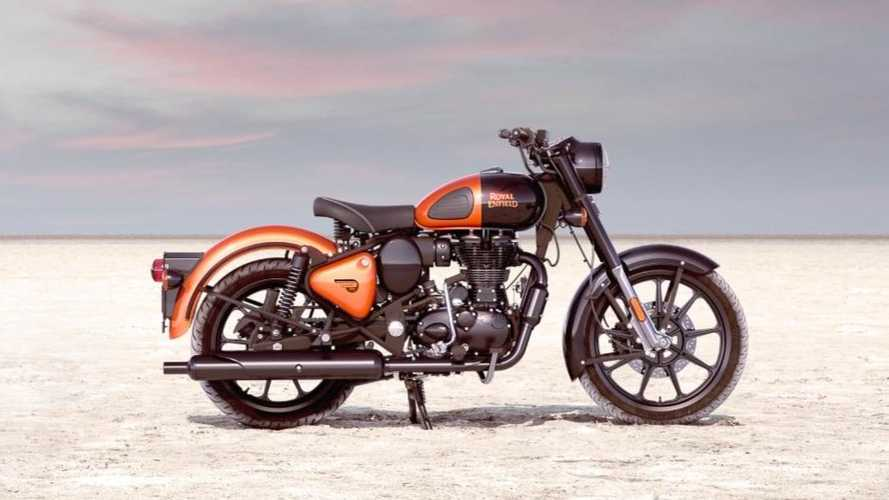 Royal Enfield Sales Rose By 10 Percent In February, 2021
