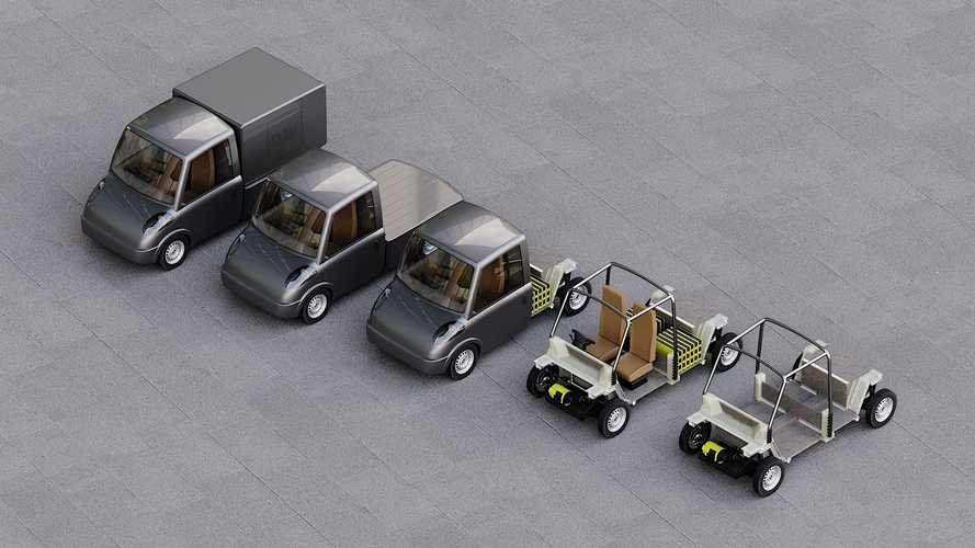 D2H teases all-electric alternative to tuk-tuk