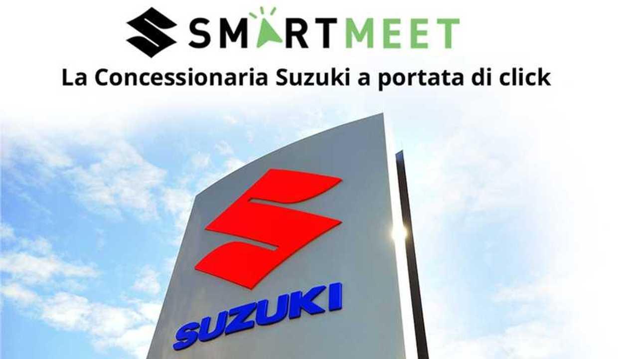suzuki smart meet 2021