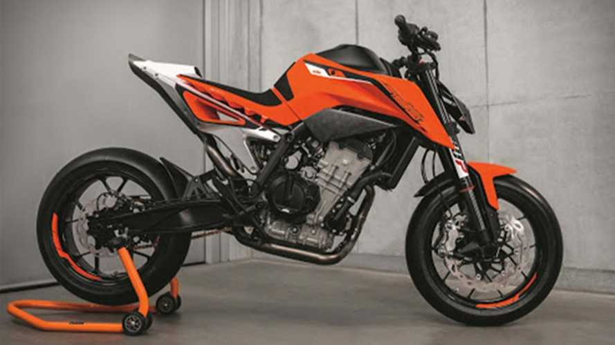 KTM 750 Lineup In Partnership With CFMoto Coming Soon