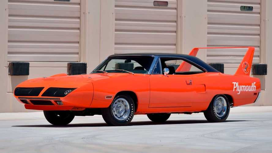 Restored Plymouth Superbird Flying To Auction Block